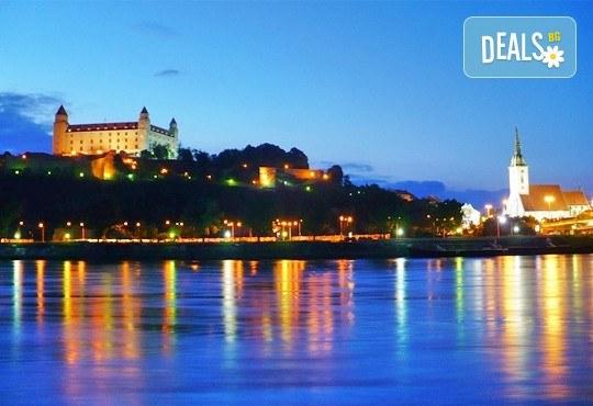 Самолетна екскурзия през март до Братислава, Словакия! 3 нощувки със закуски, самолетни билети и летищни такси - Снимка 1