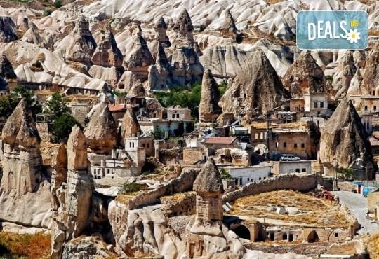 Великденска екскурзия до Кападокия! 4 нощувки със закуски и вечери, транспорт с дневен преход, посещение на Истанбул и Анкара - Снимка 3