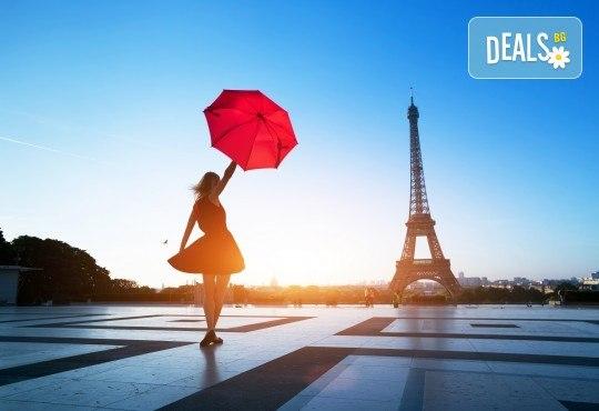 Пролетна магия! Екскурзия до Париж, Френската ривиера, Генуа и Любляна с през април - 6 нощувки със закуски, самолетни билети и богата програма - Снимка 1