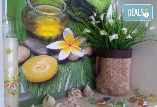 Почистване на лице с ултразвукова шпатула, нанасяне на серум, няколко вида маски и масаж в салон за красота Bellissima Donna - Снимка 10