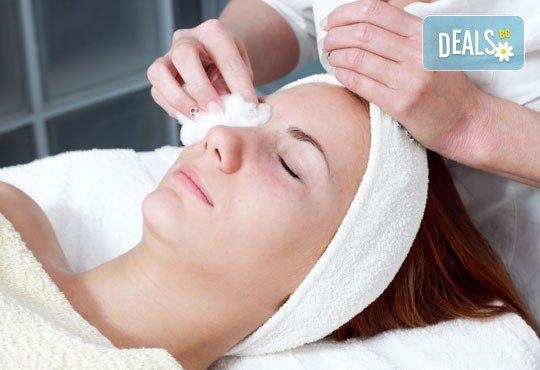 Мануално почистване на лице в 11 стъпки и масаж на Жаке и Поспелов в салон за красота Bellisima Donna - Снимка 2