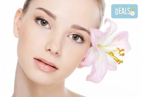 Радиочестотен лифтинг лице, шия, деколте и околоочен контур при козметик Елена Вишенкова