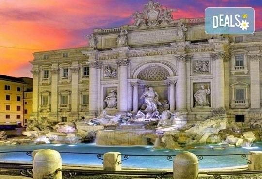 Самолетна екскурзия до Рим - Вечния град, на дата по избор, с Дари Травел! 4 дни, 3 нощувки със закуски в хотел 2/3*, самолетен билет, такси, трансфери и водач - Снимка 3