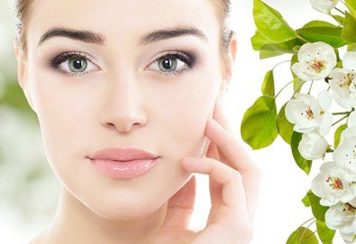 За чиста и сияйна кожа! Дълбоко почистване на лице с ултразвук в козметично студио Ма Бел!