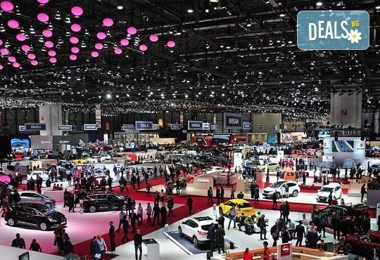 Екскурзия през март до централите на BMW, Mercedes, Porsche, Ferrari, Lamborghini и Motor Show 2018 в Женева! 4 нощувки, закуски, самолетни билети и водач - Снимка 7