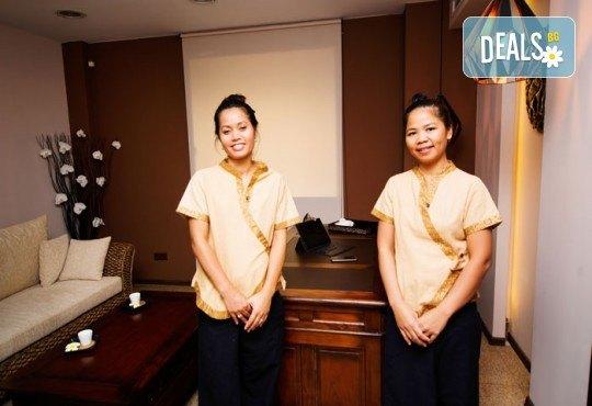Вълшебна антистрес терапия за пътуващи в Студио за тайландски масажи ThaimOut - Снимка 7