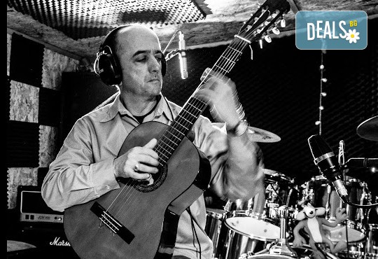 Capriccio Live: Концертен спектакъл на 23-ти януари (вторник) от 19:00 часа с Кирил Бачев - китара и поетесата Лили Сотирова в залата на НОВ театър НДК! - Снимка 1