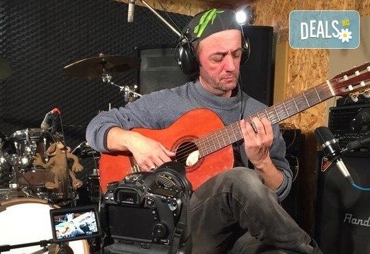 Capriccio Live: Концертен спектакъл на 23-ти януари (вторник) от 19:00 часа с Кирил Бачев - китара и поетесата Лили Сотирова в залата на НОВ театър НДК! - Снимка 5