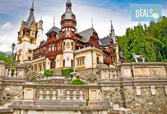 Септември в Букурещ и Трансилвания, с Дари Травел! 2 нощувки със закуски и транспорт, посещение на замъците Пелеш и Пелишор, Бран и замъка на Дракула - Снимка 1