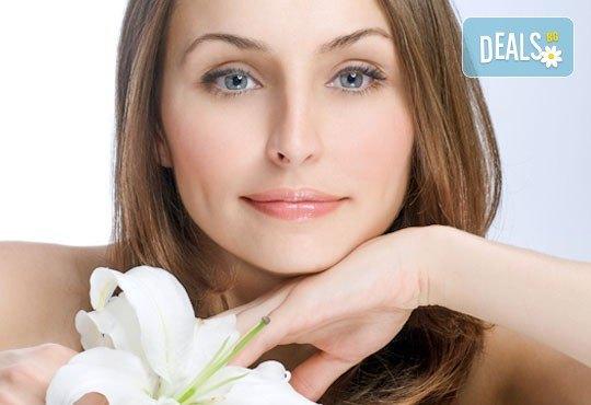 Иновация за стегната и млада кожа! Неоперативен фракционен термолифтинг - термаж на лице в салон Kult Beauty! - Снимка 1