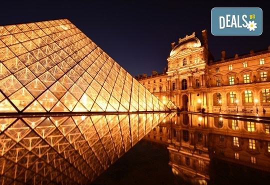 В Дисниленд и Париж за 1 юни - мечта за малки и големи! 4 нощувки със закуски в хотел 2* или 3*, самолетен билет, летищни такси и трансфери, водач - Снимка 8