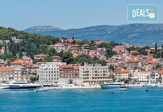 Екскурзия до Загреб, Сплит, Дубровник и Плитвичките езера! 5 нощувки с 5 закуски и 2 вечери в хотели 2/3*, транспорт и програма - Снимка 7