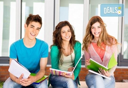 Запишете се на курс по английски, немски или испански език на ниво А1 или А2 в Център Алфабет! - Снимка 1