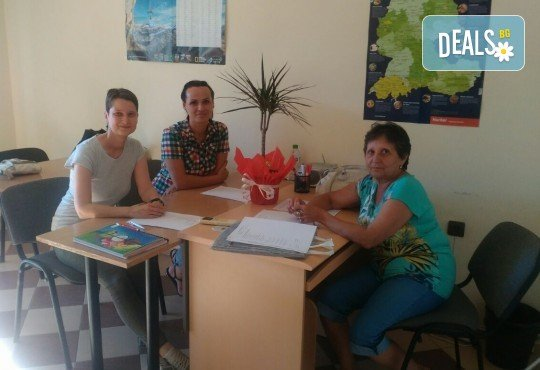 Запишете се на курс по английски, немски или испански език на ниво А1 или А2 в Център Алфабет! - Снимка 4