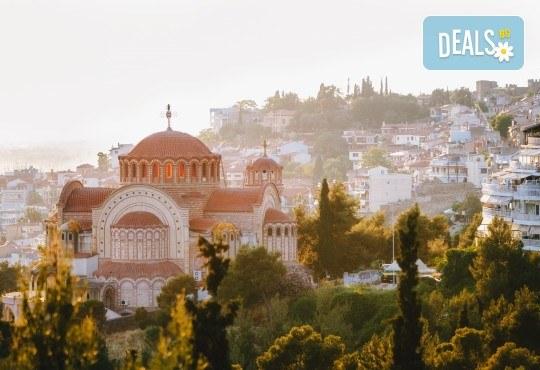 На карнавал в Науса, Гърция, през февруари! 1 нощувка със закуска и вечеря, транспорт, екскурзовод и посещение на Вергина и Солун - Снимка 2