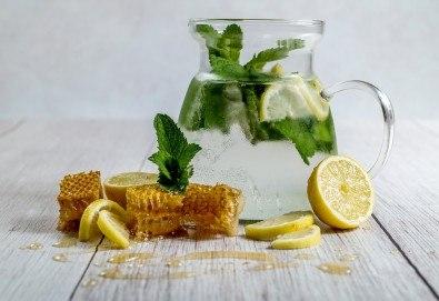 Започнете деня с домашно приготвена ментова лимонада и чаша кафе Spetema в Central Lounge Bar в центъра на София! - Снимка