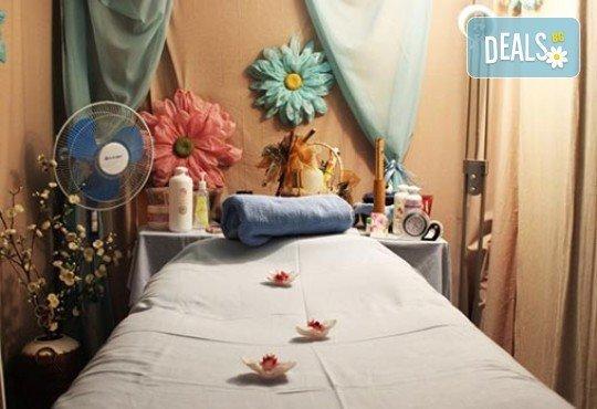 Облекчете болките с дълбокотъканен лечебен масаж на гръб с магнезиево олио в салон за красота Престиж, Яворец! - Снимка 3