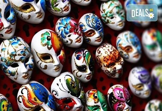 Посетете приказния карнавал във Венеция, Италия, през февруари! 2 нощувки със закуски, транспорт и водач от агенцията - Снимка 2