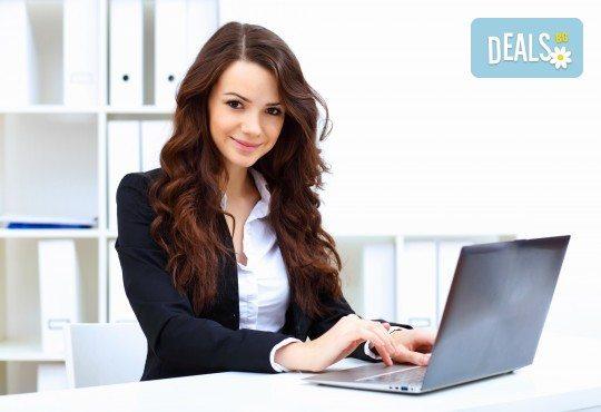 Изберете практически курс по бизнес английски - 40 учебни часа, на ниво В1 по програма на Oxford Press в Езиков център InEnglish! - Снимка 1