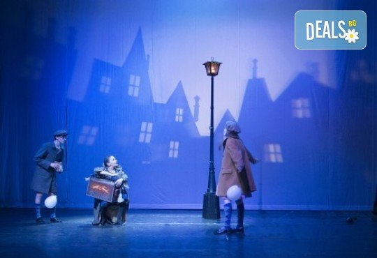 За малки и пораснали деца! Гледайте Мери Попинз на 20.01. събота от 11 ч. в Театър ''София'', 2 билета - Снимка 2