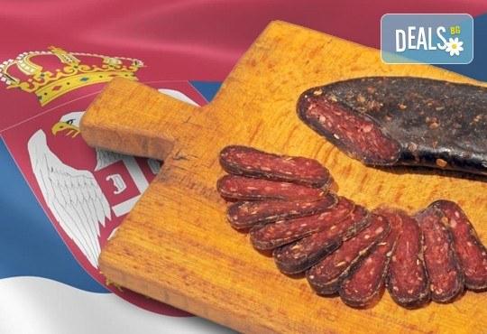 Last minute! Екскурзия на 27-ми януари до фестивала на пегланата колбасица в Пирот, Сърбия - транспорт и водач от агенцията - Снимка 1