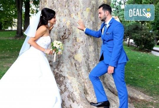 Специална цена до 10.02. на пакет за сватбено тържество! Фото и видео заснемане, Go Pro - Снимка 4