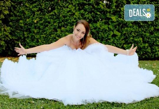 Специална цена до 10.02. на пакет за сватбено тържество! Фото и видео заснемане, Go Pro - Снимка 15