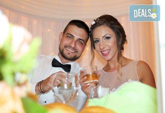 Специална цена до 10.02. на пакет за сватбено тържество! Фото и видео заснемане, Go Pro - Снимка 14