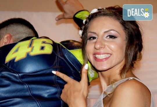 Специална цена до 10.02. на пакет за сватбено тържество! Фото и видео заснемане, Go Pro - Снимка 17
