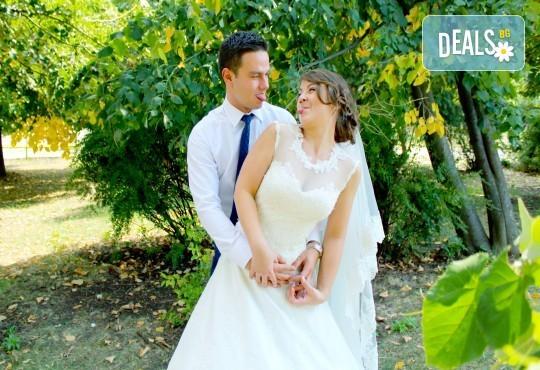 Специална цена до 10.02. на пакет за сватбено тържество! Фото и видео заснемане, Go Pro - Снимка 6