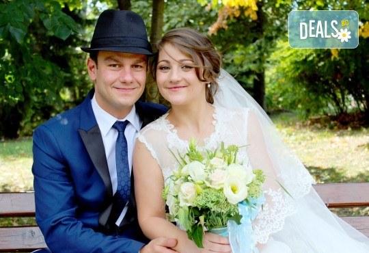 Специална цена до 10.02. на пакет за сватбено тържество! Фото и видео заснемане, Go Pro - Снимка 8