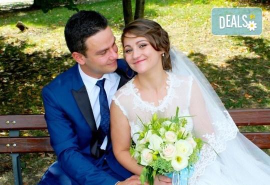 Специална цена до 10.02. на пакет за сватбено тържество! Фото и видео заснемане, Go Pro - Снимка 7