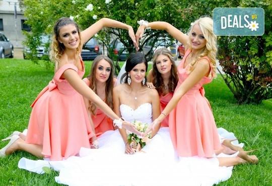 Специална цена до 10.02. на пакет за сватбено тържество! Фото и видео заснемане, Go Pro - Снимка 11