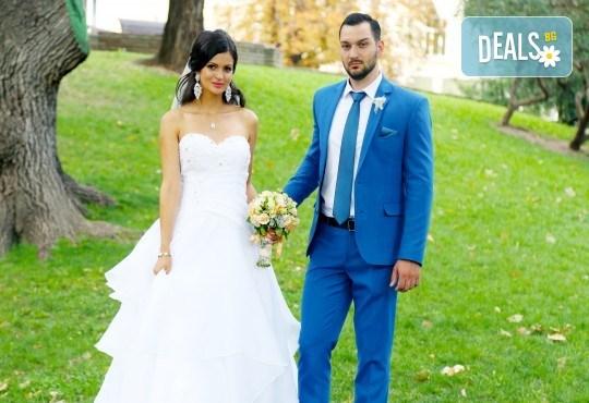 Специална цена до 10.02. на пакет за сватбено тържество! Фото и видео заснемане, Go Pro - Снимка 3
