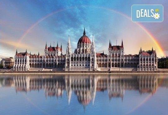През март до Прага, Будапеща и Нюрнберг: 3 нощувки със закуски, комбиниран транспорт