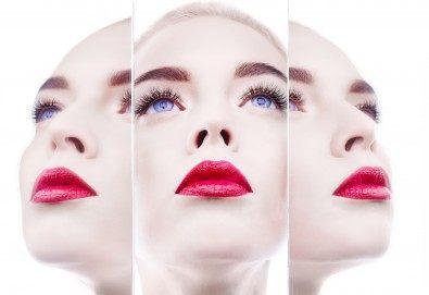 Кислородна мезотерапия и криотерапия, която свива порите и прави кожата видимо по-гладка и съвършена, в салон за красота Магнолия, кв. Лозенец! - Снимка