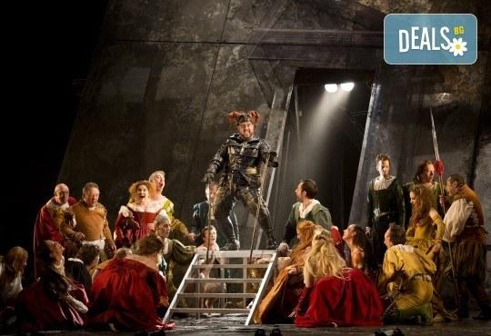 Ексклузивно в Кино Арена! Една от най-популярните опери на Джузепе Верди - Риголето, на Кралската опера в Лондон, на 07, 10 И 11.02. в кината в София! - Снимка 5