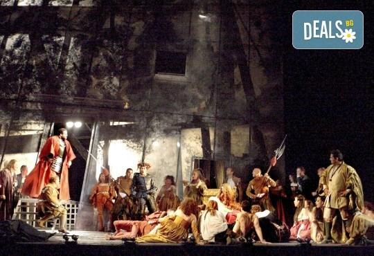 Ексклузивно в Кино Арена! Една от най-популярните опери на Джузепе Верди - Риголето, на Кралската опера в Лондон, на 07, 10 И 11.02. в кината в София! - Снимка 6