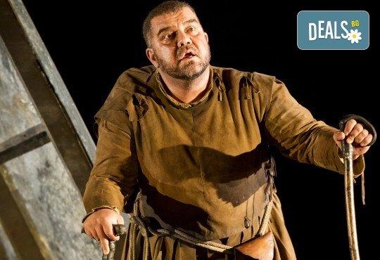 Ексклузивно в Кино Арена! Една от най-популярните опери на Джузепе Верди - Риголето, на Кралската опера в Лондон, на 07, 10 И 11.02. , в страната - Снимка 3