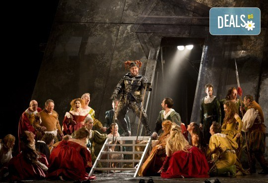 Ексклузивно в Кино Арена! Една от най-популярните опери на Джузепе Верди - Риголето, на Кралската опера в Лондон, на 07, 10 И 11.02. , в страната - Снимка 4