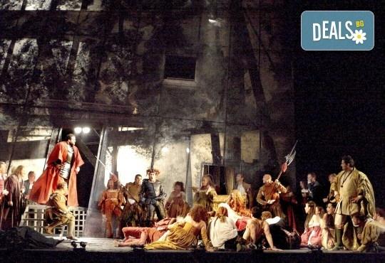 Ексклузивно в Кино Арена! Една от най-популярните опери на Джузепе Верди - Риголето, на Кралската опера в Лондон, на 07, 10 И 11.02. , в страната - Снимка 5