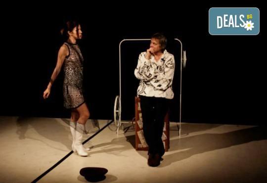 """Бъди силен и прости""""! Гледайте авторския спектакъл на Диана Кавак на 22.02. от 19.30 ч. в Театър ''Сълза и Смях'', камерна сцена, билет за един - Снимка 2"""
