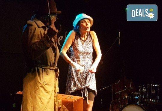 """Бъди силен и прости""""! Гледайте авторския спектакъл на Диана Кавак на 22.02. от 19.30 ч. в Театър ''Сълза и Смях'', камерна сцена, билет за един - Снимка 4"""