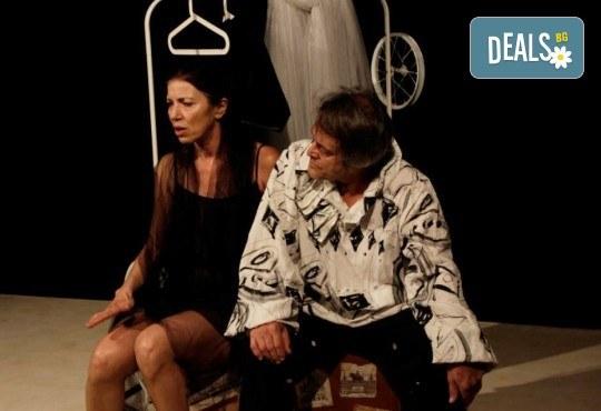 """Бъди силен и прости""""! Гледайте авторския спектакъл на Диана Кавак на 22.02. от 19.30 ч. в Театър ''Сълза и Смях'', камерна сцена, билет за един - Снимка 1"""