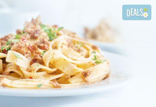 Вкусно предложение от виенски салон Лагуна! Вземете пица или паста по Ваш избор! - Снимка 2