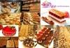 Сладки моменти със сладкарница Дао! Вземете торта Деликат с 8 или 12 парчета и възможност за пожелание или надпис по избор - thumb 3