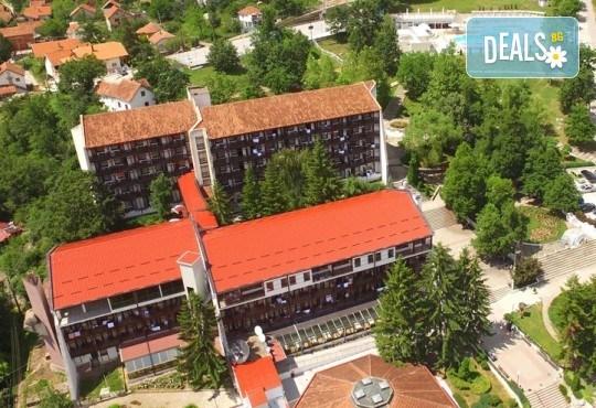 СПА уикенд за 3-ти март в Radan Hotel 3*, Пролом баня, Сърбия: 2 нощувки със закуски, обяди и вечери, ползване на басейн, транспорт, посещение на Ниш и Дяволския град - Снимка 2
