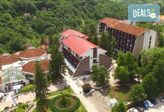 СПА уикенд за 3-ти март в Radan Hotel 3*, Пролом баня, Сърбия: 2 нощувки със закуски, обяди и вечери, ползване на басейн, транспорт, посещение на Ниш и Дяволския град - Снимка 3
