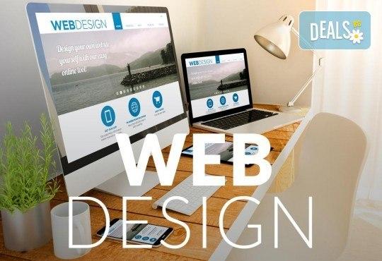 За Вашия бизнес! Изработка на фирмен уеб сайт и базова CEO оптимизация от екипа на Studio SVR Design! - Снимка 5