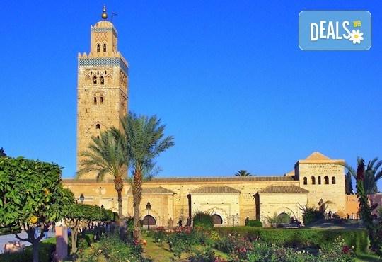 Почивка в Мароко с Ривиера Тур! Самолетен билет, трансфери, 5 нощувки със закуски и вечери в хотел Мерием 4*, Маракеш, екскурзовод, застраховка - Снимка 2